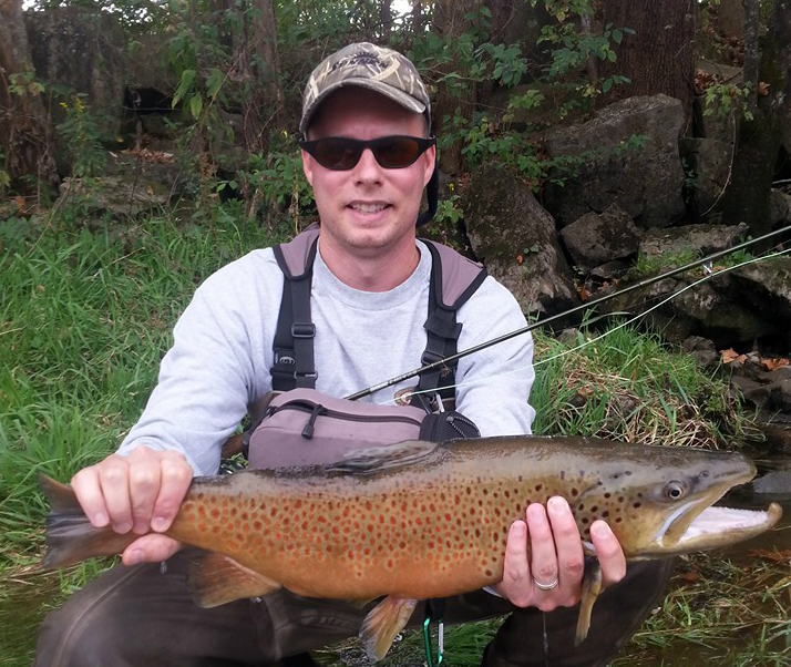 Branson fly fishing guide
