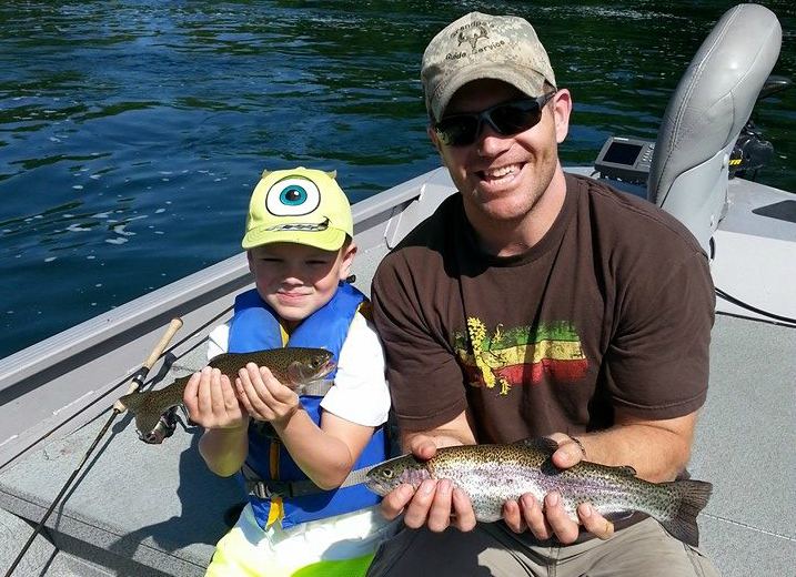 taneycomo trout guides